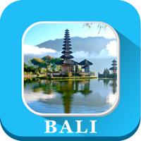 Bali Indonesia - Offline Map Navigator