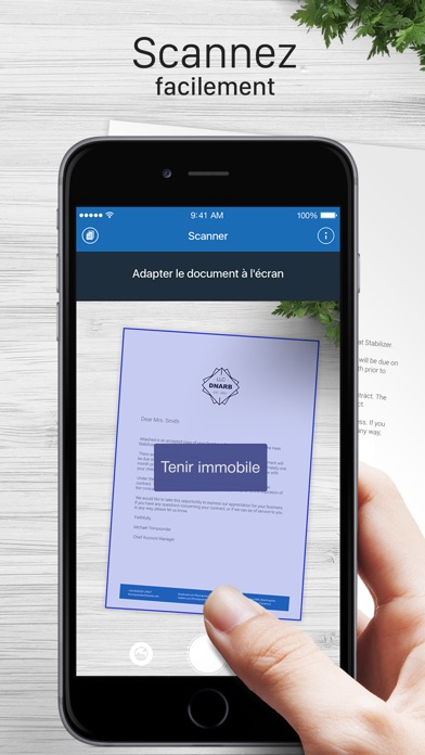 download Scanner pour moi + OCR apps 1