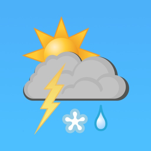 widget weather - offline forecast, your own style
