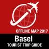 巴塞尔 旅遊指南+離線地圖