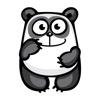 Panda Emojis Stickers