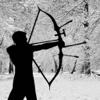 Arc Warrior In Arctic : Play Archery with the King