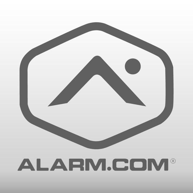 alarm com on the app store