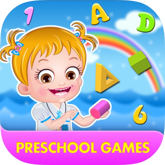 baby hazel preschool games on the app store. Black Bedroom Furniture Sets. Home Design Ideas
