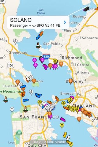 Ship Finder screenshot 1