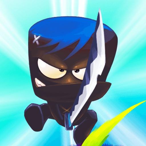Ninja Fly 2017 - Infinite jump parkour games free iOS App