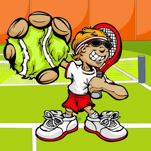 Pocket Tennis Match iOS App