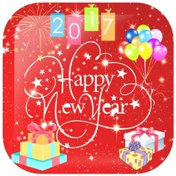 Télécharger Happy New Year 2017 Wallpaper Pour Iphone Ipad Sur L