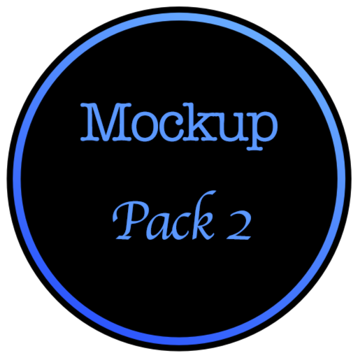 Mockup for Photoshop - Package Two for Apple Device