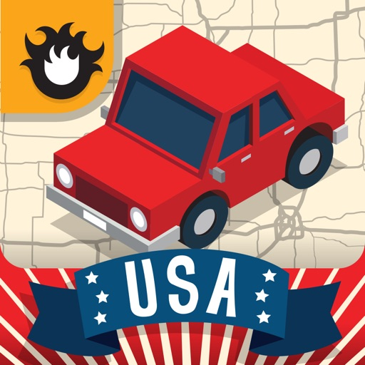 Geography Drive USA