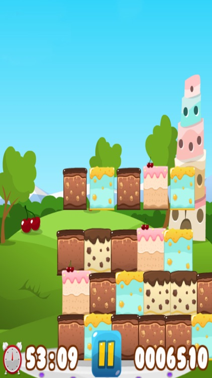 Build The Tower Sweet Cake Kids Game by Vikash Patel