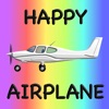 Happy Airplane by Horse Reader