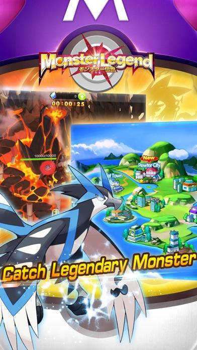 Monster Legend: Dragon World-1