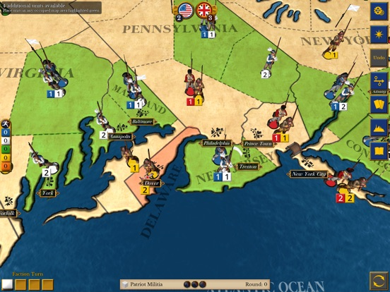 1775: Rebellion Screenshot