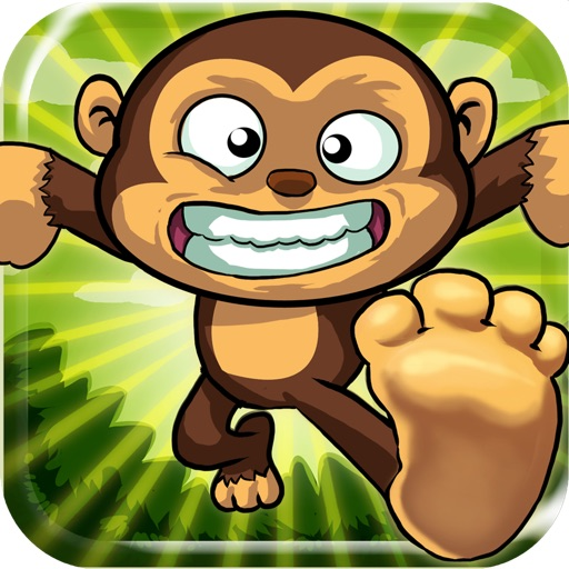 Mega Monkey Run 2: Kico's Dash to the Temple in the Trees iOS App