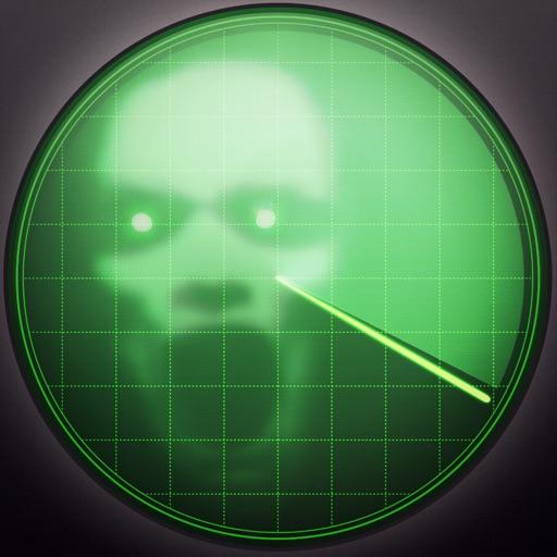 Ghost Detector Radar - paranormal spirit camera iOS App