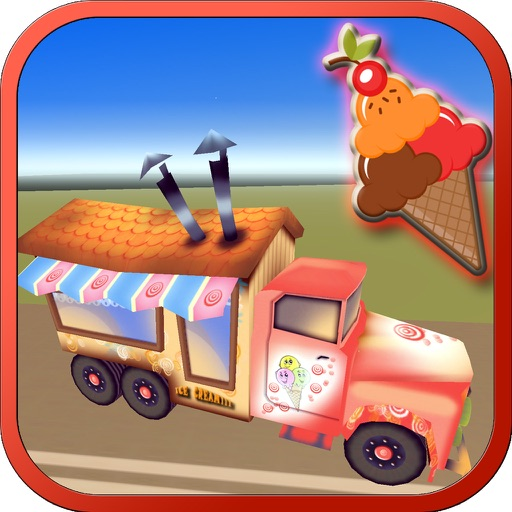 Icecream Delivery Truck Driving : Traffic Racer X App Ranking & Review