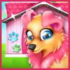 Haustier Haus Dekoration: Spiele für Mädchen