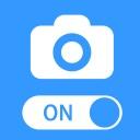 AN/AUS Foto - Verstecken Sie Ihre Fotos