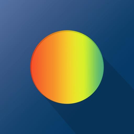 Yupi Ball - game of skill iOS App