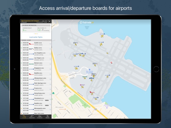 Flightradar24 | Flight Tracker Screenshots
