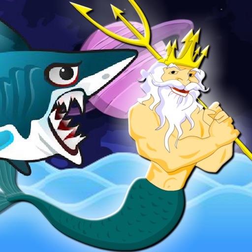 Zeus Merman Save Mermaid iOS App