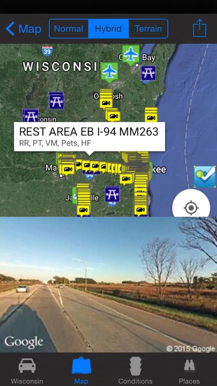 Wisconsin Road Conditions And Traffic Cameras By Calvin Chen