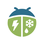 WeatherBug - Local Weather, Radar, Maps, Alerts icon