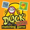 Duck Wonder Lucky Learning Matching Game memory