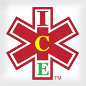 ICE Standard ER 911 - In Case of Emergency Mobile App Icon
