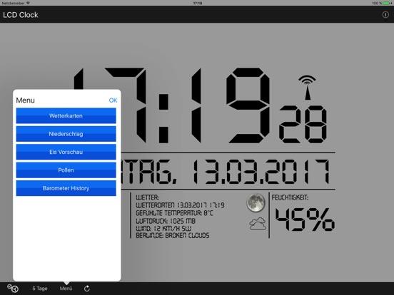 einstellung barometer luftdruck