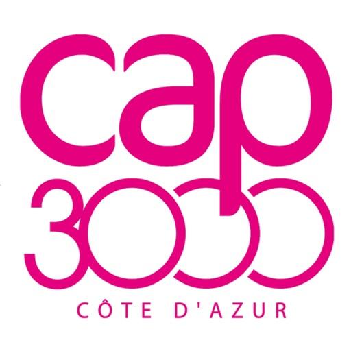 application du centre commercial Cap3000