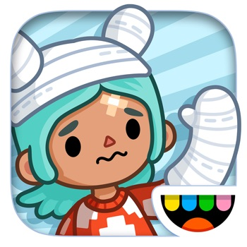 Toca Life: Hospital app for iphone