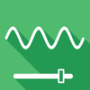 Tone Generator: audio frequency sound waves