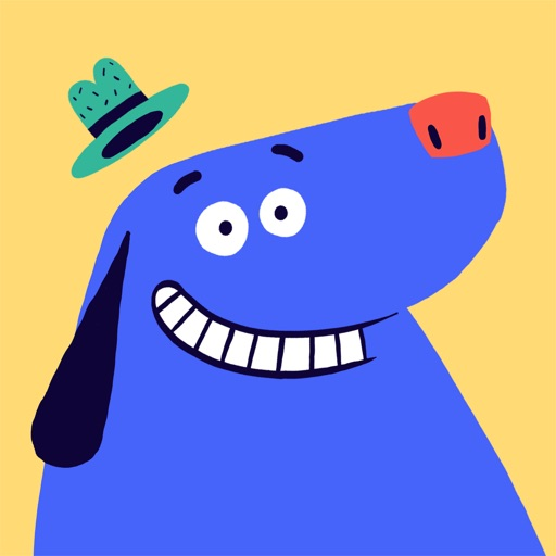 SZ Kinder-App: Der blaue Hund App Ranking & Review