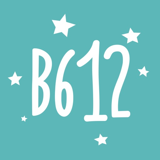 【Line出品】B612 – Selfie with the heart