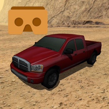 VR Car Driving Simulator for Google Cardboard for iPhone