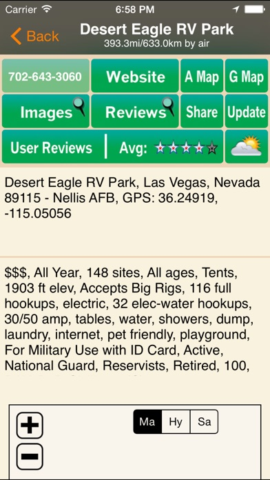 Military FamCamp Campgrounds On The App Store - Us military campgrounds and rv parks map