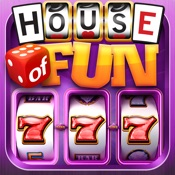 Slots Free Casino House of Fun - Play Vegas Jackpot Slot Machines App Icon
