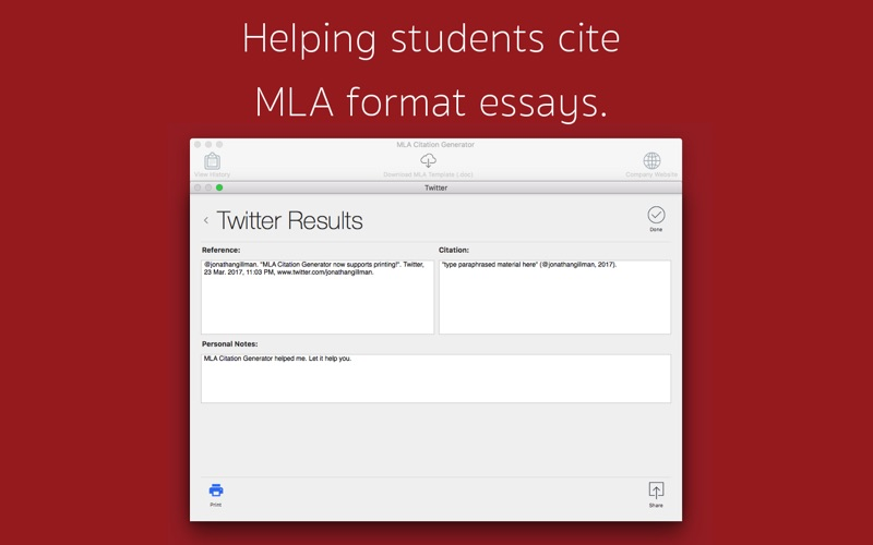 citing mla format generator