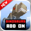 Dinosaur MCPE Add Ons Games For Minecraft PE