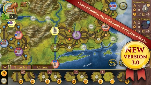 Steam: Rails to Riches Screenshot