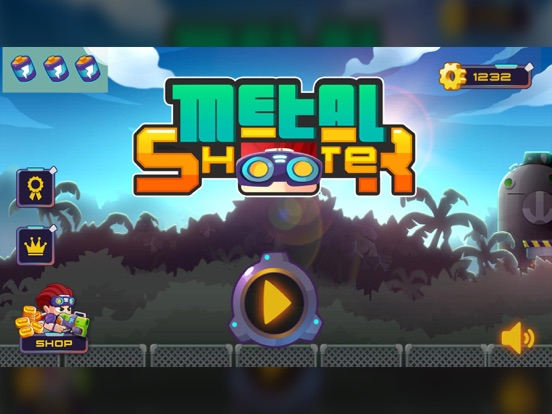 Metal Shooter: Run and Gun Screenshots