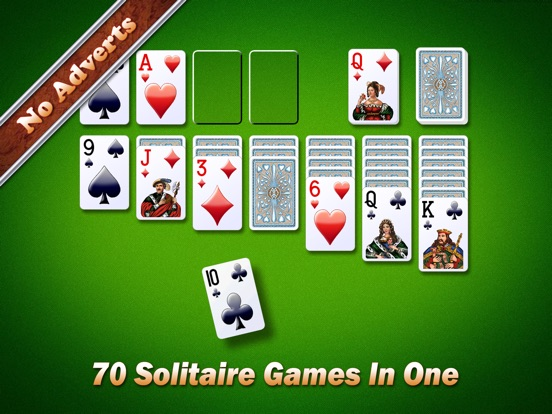 Screenshot #1 for Solitaire City (Ad Free)