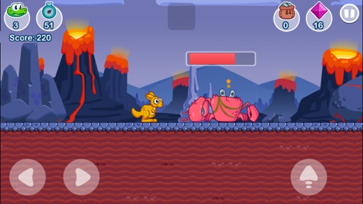Croc's World 3 Screenshot