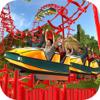 Jolta Technology - Water-Fall Forest Roller Coaster  artwork