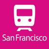 サンフランシスコ路線図
