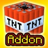Super TNT Addons for Minecraft Pocket Edition PE