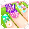 Beauty Nail Salon - Decoration games