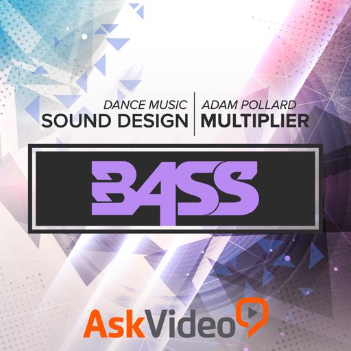 Dance Sound Design Bass